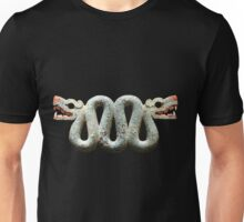 2 Headed Snake Unisex T-Shirt