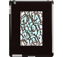 Number Game iPad Case/Skin