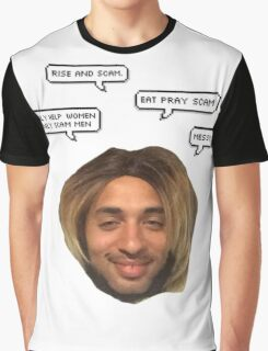Joanne The Scammer Graphic T-Shirt