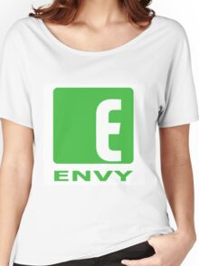 7 deadly sins, social media, envy, facebook Women's Relaxed Fit T-Shirt