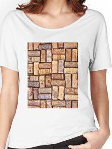 Cork Art Women's Relaxed Fit T-Shirt