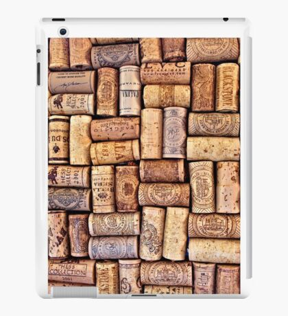 Cork Art iPad Case/Skin