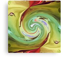 Untitled Abstract 56-   Art + Products Design  Canvas Print