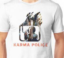 Radiohead - Karma Police T-Shirt Unisex T-Shirt