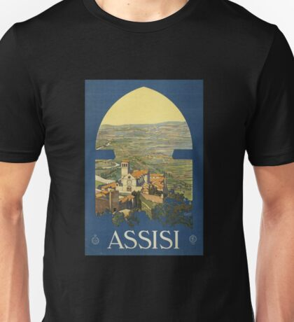 Assisi (Reproduction) Unisex T-Shirt