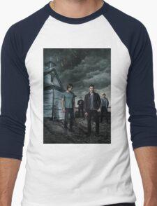 Supernatural s9 Men's Baseball ¾ T-Shirt