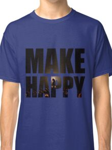 Bo Burnham: Make Happy Classic T-Shirt