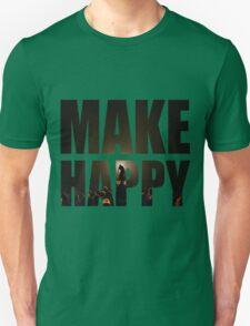 Bo Burnham: Make Happy Unisex T-Shirt
