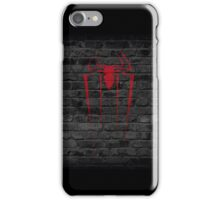 Spider-Man  Red Graffiti   iPhone Case/Skin