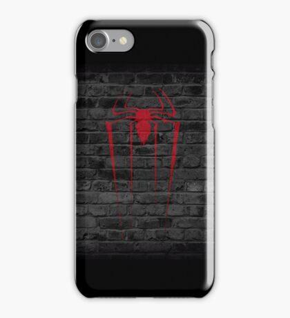Spider-Man  Red Graffiti   iPhone Case/Skin
