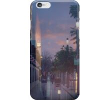 Walking Down Hindley Street iPhone Case/Skin