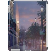 Walking Down Hindley Street iPad Case/Skin