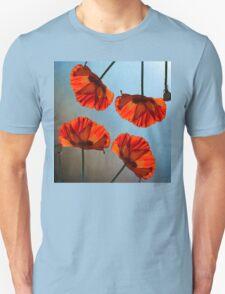 Poppy design Unisex T-Shirt