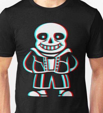 Sans (3D Cellophane) Unisex T-Shirt