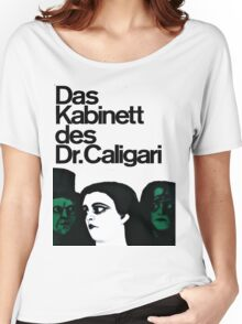 Caligari Poster  Women's Relaxed Fit T-Shirt
