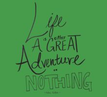 Great Adventure Baby Tee