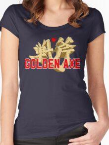 Golden Axe Women's Fitted Scoop T-Shirt