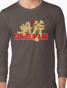 Golden Axe Long Sleeve T-Shirt