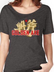 Golden Axe Women's Relaxed Fit T-Shirt