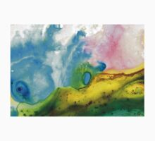 Transformation - Abstract Art By Sharon Cummings Baby Tee