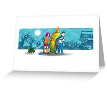 Frey Baby-Boo, Where Are You? Greeting Card