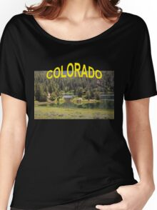 Colorado Outdoors Women's Relaxed Fit T-Shirt