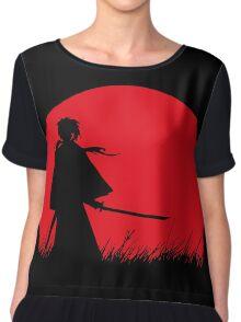 Samurai Chiffon Top
