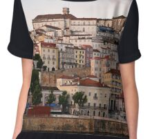 The Hill of Coimbra Chiffon Top