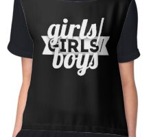 Girls/Girls/Boys Chiffon Top