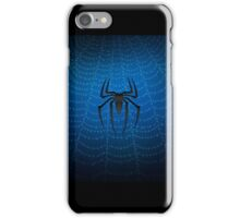 Spider Man Blue Web iPhone Case/Skin
