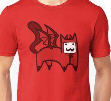 Devil Cat Unisex T-Shirt