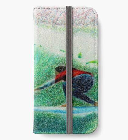 Surfer iPhone Wallet/Case/Skin