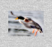 Fast Mallard Icy Landing T-Shirt