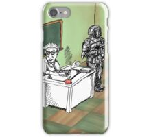 Hall Pass iPhone Case/Skin
