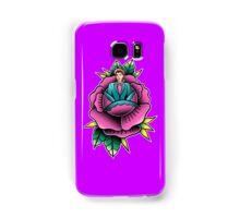 La Dama rose Samsung Galaxy Case/Skin