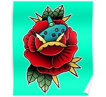 ocarnica rose Poster