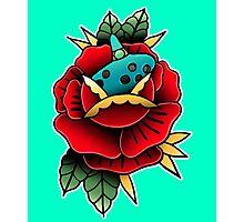 ocarnica rose Photographic Print