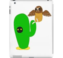 Elf owl iPad Case/Skin