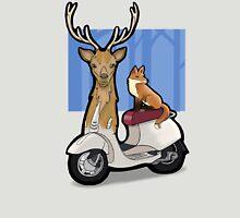 Deer Vespa Unisex T-Shirt