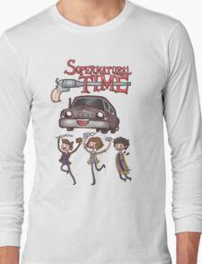 Supernatural Time (2015) Long Sleeve T-Shirt