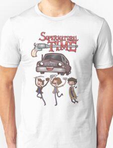 Supernatural Time (2015) Unisex T-Shirt