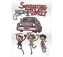 Supernatural Time (2015) Poster