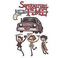 Supernatural Time (2015) Photographic Print
