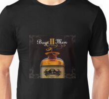 Boyz II Men R&B ballads acappella 5 Unisex T-Shirt