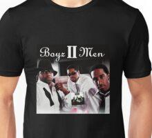 Boyz II Men R&B ballads acappella 6 Unisex T-Shirt