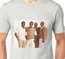 Boyz II Men R&B ballads acappella 7 Unisex T-Shirt