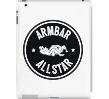 Armbar Allstar iPad Case/Skin