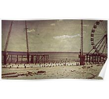 Seaside Heights After Sandy Poster