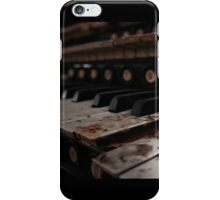 Bloody Keys iPhone Case/Skin