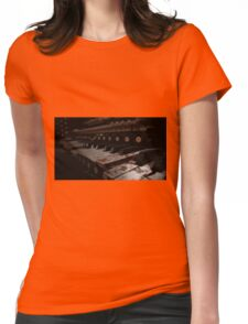 Bloody Keys Womens Fitted T-Shirt